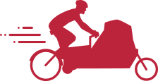 fietskoerier icon express services
